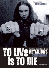 Cliff Burton Biography