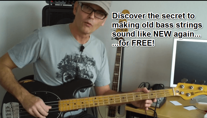 How to make old bass strings sound like new for free for Classic house string sound