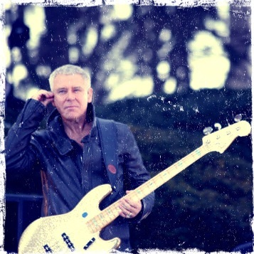 Adam Clayton of U2 is the fifth richest bassist alive
